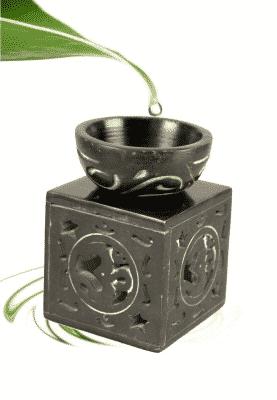 Oil Evaporator Ohm Black Soapstone