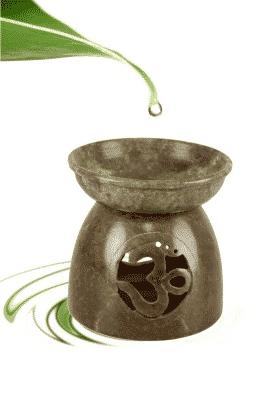 Oil Evaporator Ohm Soapstone Natural
