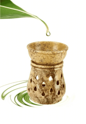 Oil Evaporator Drip Soapstone