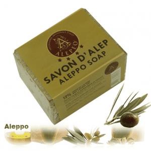 Aleppo Soap 12% laurier Oil