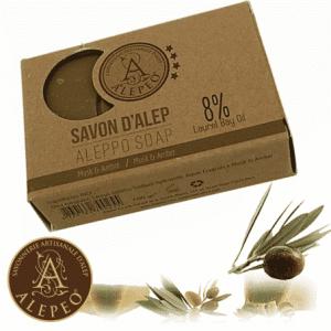 Aleppo Soap Musk-amber