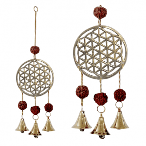 Wind Chime Flower Of Life