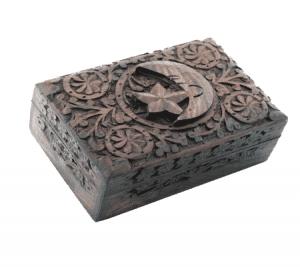 Tarot Box Moon