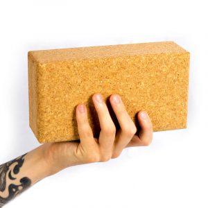 Yoga Prop – Supporting Block Cork