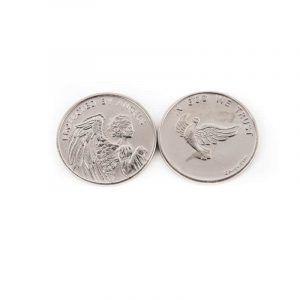 Angel Coins Angel Of Dignity