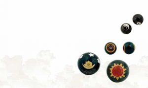 Meridian balls