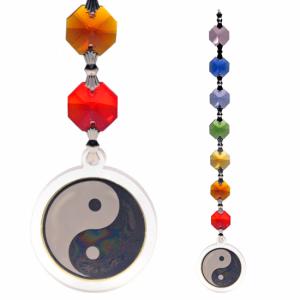 Feng Shui - Yin Yang Pendant Decoration