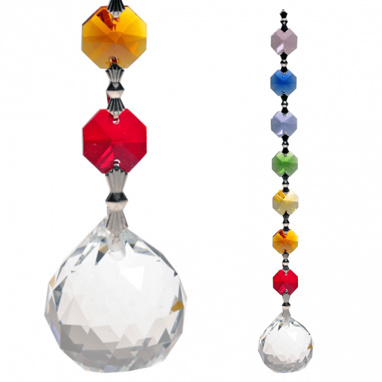 Oneness Feng-shui Chakra Crystals