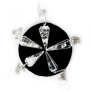 Pendulum Mountain Crystal Facet
