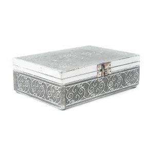 Tarot or Jewellery box Lotus