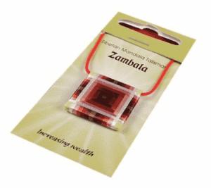Mandala Talisman Pendant Zambala