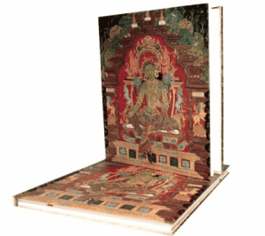 Green Tara notebook