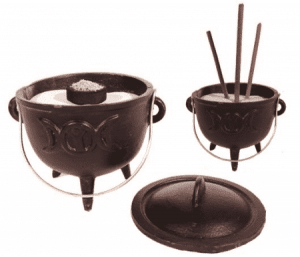 Cauldron (Witches boiler) Sun and Moon