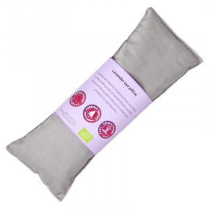 Eye cushion Relax Lavender Taupe