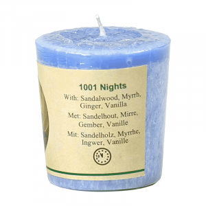Chill-out Smell candle 1001 Nights Stearin