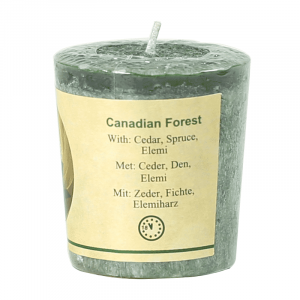 Chill-out Smell candle Canadian Forest Stearine
