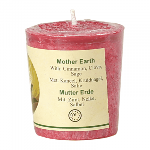Chill-out Odour candle Mother Earth Stearin