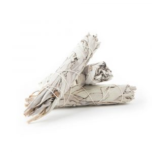 White Sage Smudge Small (Packed per 3)