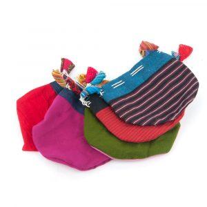 Cotton Assorti Pendulum Bag