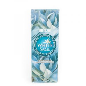 Incense White Sage (6 boxes of 20 grams)