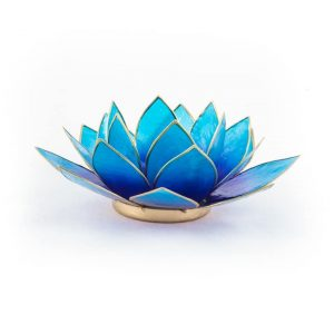 Lotus Atmospheric Light Violet-Blue Two-colour