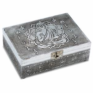Tarot Or Jewelry Box Buddhas