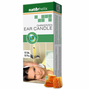 Ear candles Natural (10 pieces)