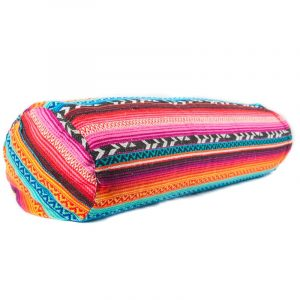 Bolster Tribal Colourful Round