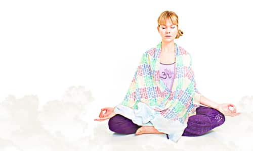 Meditation Shawls and Blankets