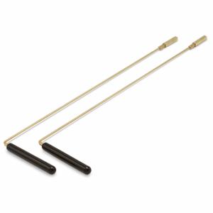 Dowsing rod (Per pair) Brass (40 cm - Straight)