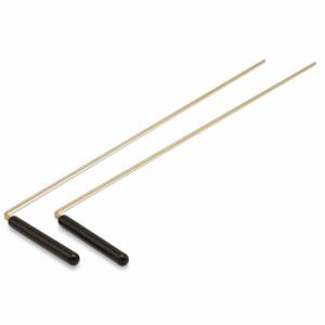 Dowsing rod (Per pair) Brass (39 cm)
