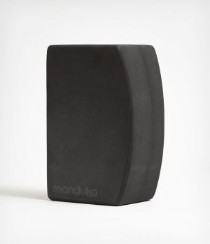 Manduka unBLOK - Foam Yoga Block - Recycled - Thunder