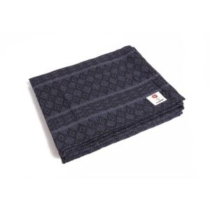 Manduka  Recycled Cotton Blanket - Thunder