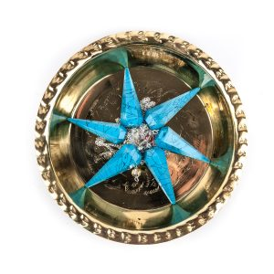 Pendulum Turqoise Howlite