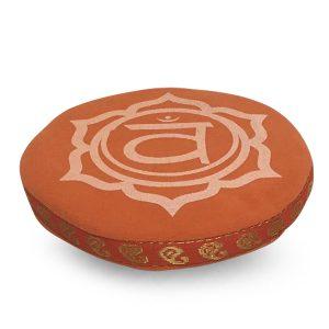 7 Chakra Pillow Orange Sacral