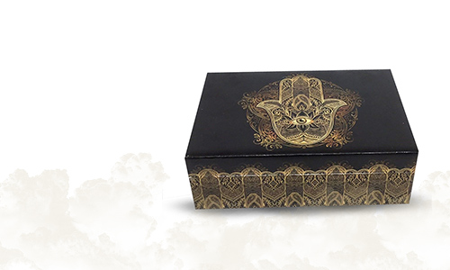 Tarot boxes