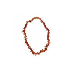 Gemstones Baby Chain Barnstone Cognac