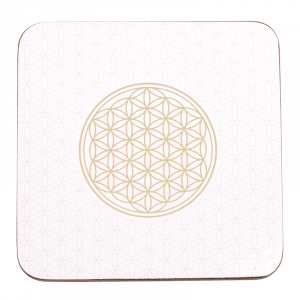 Coasters Flowers of Life (Set of 6)