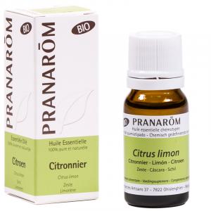 Pranarôm Essential Oil Lemon