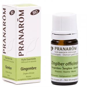 Pranarôm Essential Oil Ginger