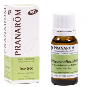 Pranarôm Essential Oil Tea-Tree Sheet