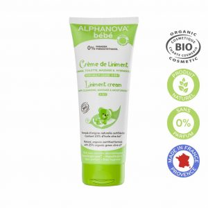 Vegan Liniment Baby Cream (4 in 1)