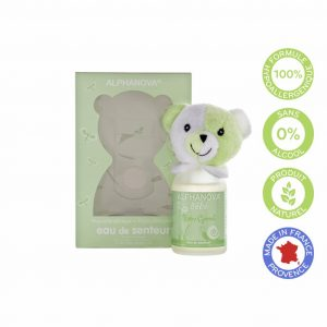 Vegan Perfume Green for Baby and Toddler