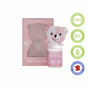 Vegan Perfume Louna Rose for Girls - Baby and Toddler