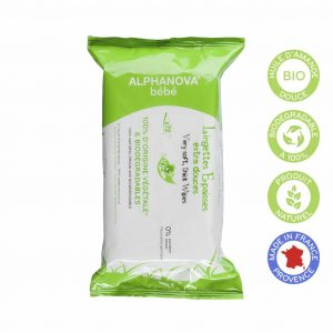 Vegan Natural Baby Wipes