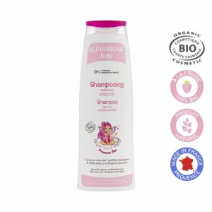 Vegan BIO Shampoo Princess for Children