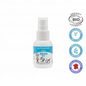 Vegan Zeropou Spray - Prevents head lice