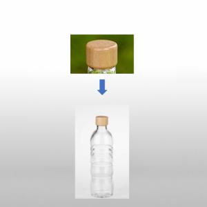 Vitality water Drinking bottle Laguna Reserve cap