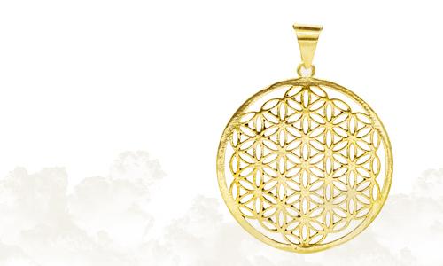 Flower of Life Jewelry