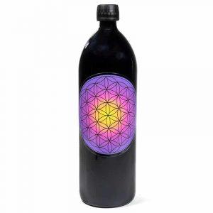 Drinking bottle Miron Violet - Flower of Life Violet